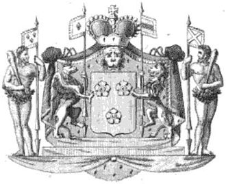 Arenberg family - Arms of the Dukes of Arenberg
