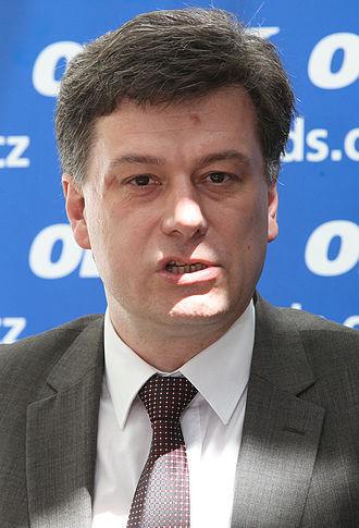 Pavel Blažek - Pavel Blažek in 2014