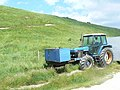 Blue Tractor - geograph.org.uk - 897051.jpg