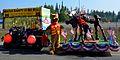 Bobber gearing up to parade (9263419548).jpg