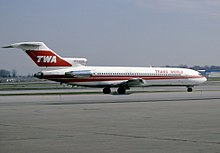 Boeing 727-231(Adv), Trans World Airlines (TWA) JP5958649.jpg