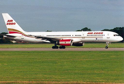 Boeing 757-225, Air 2000 AN0216681