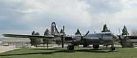 Boeing B-29 Superfortress, Ellsworth AFB Museum, South Dakota.jpg