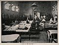 Boer War; a hospital ward with soldiers wounded during the s Wellcome V0015578.jpg