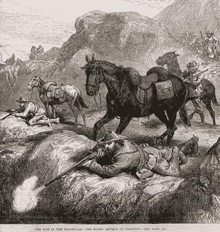 Perang Boer Pertama