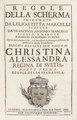 Bok om Drottning Kristina från år 1686 - Livrustkammaren - 91502.tif