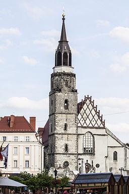 Bolesławiec Kościół WNMP (2)