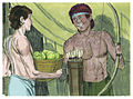 Book of Genesis Chapter 25-6 (Bible Illustrations by Sweet Media).jpg