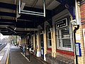 Booking office, Poynton railway station.jpg