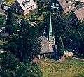 Borken, Burlo, Evangelische Kirche -- 2014 -- 2286 -- Ausschnitt.jpg