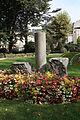 Borne Miliaire de la Voie d'Agrippa - Jardin public de Vienne.JPG