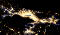 Bosphorus Megalopolis at Night from Space.png