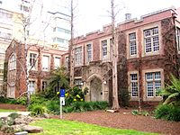 Botany Building, Universiteit van Melbourne