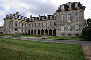 Boughton House - Boughton House, Northamptonshire, England