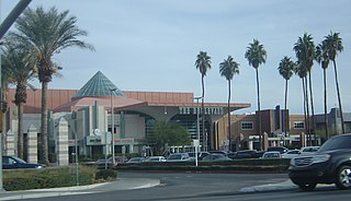 The Boulevard Mall Shopping mall in Paradise, Nevada