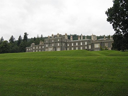 Bowhill House Bowhill House - geograph.org.uk - 982777.jpg