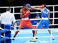 Boxing at the 2016 Summer Olympics, Sotomayor vs Amzile 6.jpg