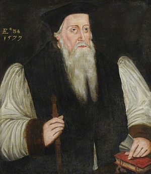 Richard Cox (bishop) - Image: Bp Richard Cox