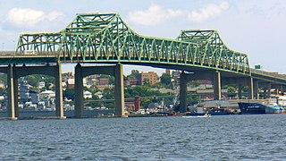 Charles M. Braga Jr. Memorial Bridge