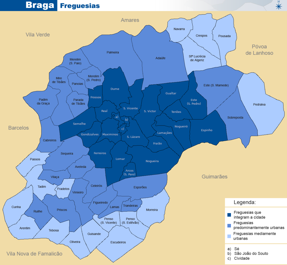 Braga Portugal 2018 travel guide Tips and informations about traveling