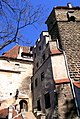Bran, wejście do zamku DSCF7390.jpg
