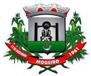 Mogeiro - Image: Brasão de mogeiro