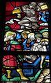 Brasparts (29) Église Notre-Dame et Saint-Tugen Vitrail de la Passion 12.jpg