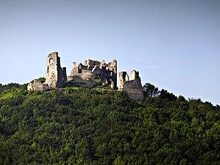 Brekov Castle