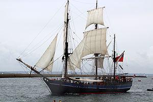 Brest 2012 Earl of Pembroke 495.JPG