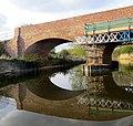 Bridge repairs - Elton - April 2014 - panoramio.jpg