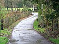 Bridleway near Seend Cleeve - geograph.org.uk - 1577755.jpg