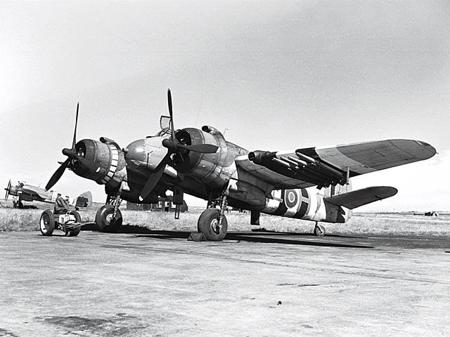 Bristol Type 156 Beaufighter ExCC