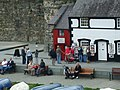 Britain's Smallest House, Conwy Quay - geograph.org.uk - 1771295.jpg
