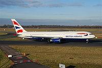 G-BNWZ - B763 - British Airways