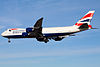British Airways World Cargo 747-8F, betrieben durch Global Supply Systems