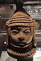 British Museum Room 25 Terracotta head Brasscaster Benin Nigeria 17022019 5152.jpg