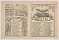 Broadsheet with a song about a military reserve, military personnel in formation MET DP868414.jpg
