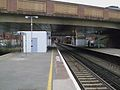 Bromley South stn slow eastbound platform looking west1.JPG