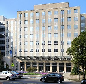 Brookings Institution - Image: Brookings Institute DC 2007