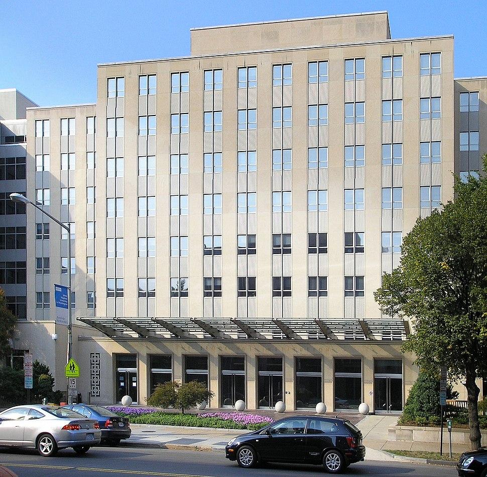 Brookings Institute DC 2007