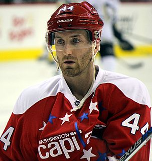 American ice hockey player