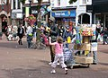 Bubble man in Carlisle - geograph.org.uk - 530423.jpg