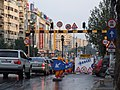 Bucharest after the rain.JPG