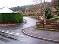Buckshaft road and Dean View junction, Ruspidge, Forest of Dean - geograph.org.uk - 1049872.jpg
