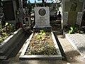 Bucuresti, Romania, Cimitirul Bellu Ortodox (Mormantul lui Mihail Sadoveanu).JPG