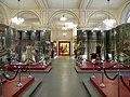 Bucuresti, Romania, Muzeul National de Istorie (Sala cu costume)(2); B-II-m-A-19843.JPG