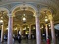 Bucuresti, Romania. ATHENEUL ROMAN. (Interior-Holul de la intrare) (12) (B-II-m-A-18789).jpg