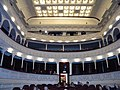 Bucuresti, Romania. Teatrul ODEON. 2 Martie 2018 (interior - detaliu).jpg