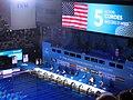 Budapest2017 fina world championships 50breaststroke semifinal Kevin Cordes USA.jpg