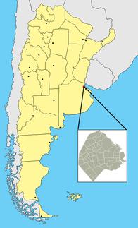 буенос айрес карта: